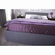 guerriero upholstered ottoman bed frame with images