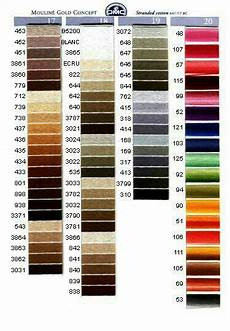 Dmc Rayon Floss Color Chart 7 Best Dmc Floss Color Chart And Numbers Chart 2 Images