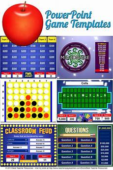 Game Show Template Powerpoint Game Templates Best Teacher Resources Blog