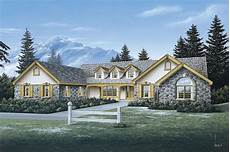 4 Bedroom Ranch House Plans Country Ranch With Vaulted Great Room 138 1078 4 Bedrm