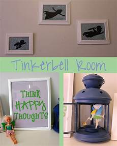 Tinkerbell Bedroom The Crafty Cab Tinkerbell Room Makeover