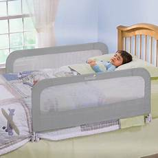 summer infant toddler bed rail pack grey