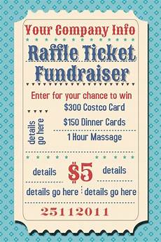 Raffle Ticket Fundraiser Ideas Raffle Flyer Template Click To Customize Event Flyer