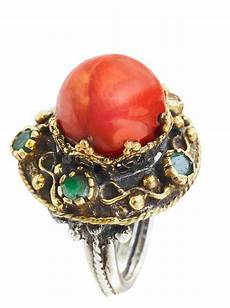 turco ottomano anello tribale turco fotografia stock immagine di bijoux