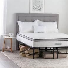 shop weekender 10 inch xl size hybrid mattress with