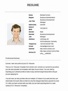 Simple Resume Sample 70 Basic Resume Templates Pdf Doc Psd Free