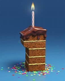 candela a forma di torta torta di compleanno per un compleanno o un anniversario di