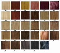 Wigs Color Chart Hair Color Chart Aprillacewigs Com