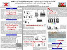 scientific poster samples how to make a scientific poster school of physics and