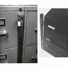abus 07040 lock bar for 4 drawer file cabinet walmart