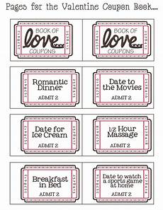 How To Make A Coupon Book For My Boyfriend By Day Crafter By Night Free Printable