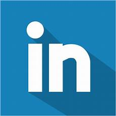 Linked In Linkedin Icon Flat Shadow Social Iconset S Icons