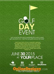 Golf Outing Flyers Designing A Golf Tournament Flyer Bing Images Golf