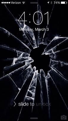broken blue iphone wallpaper broken screen wallpaper gallery