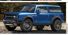 2020 Ford Bronco Usa by Pressreader Motor Trend Usa 2018 07 01 2020 Ford Bronco