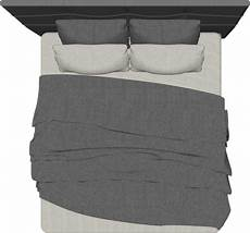 california king bed interior design furniture top view