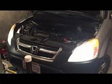 2012 Honda Crv Interior Light Bulb Replacement Honda Crv Headlight Bulb Replacement Hd Youtube
