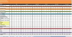 Marketing Spreadsheet Template Take Control With A 2016 Marketing Calendar