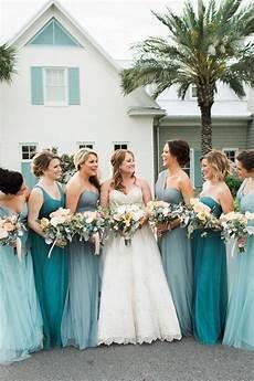 turquoise coastal inspired wedding at atlantic beach