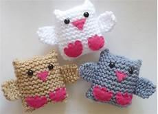 jingle birds learn to knit kit by gift knitting kits