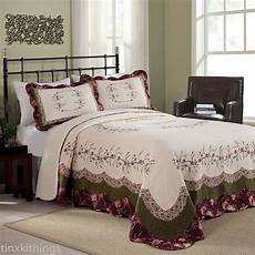 king size bed spread cotton filled oversized quilt machine