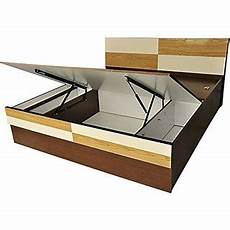 buy premium king size hydraulic storage bed brown