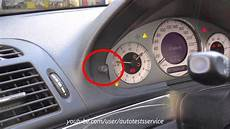 Intel Light System Inoperative Mercedes C Class Mercedes W211 How To Fully Disengage Esp Hidden Menu