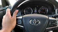 2018 Toyota Camry Hazard Lights Toyota Camry Hazard Lights Turn On And Off Youtube