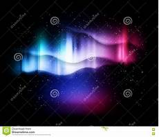 Northern Lights Designs Abstract Backgrounds Northern Lights Vector Illustration