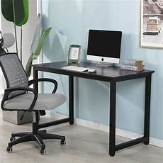 Desk Office Modern Computer Desk Heavy Duty Computer Table With Wood