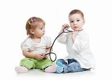 Children Play Doctor Http Www Dreamstime Com Stock Photos Kids Play Doctor