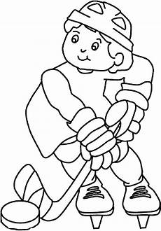 Free Printable Coloring Pages For Males Hockey Player Coloring Pages To And Print For Free