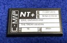 C Map Chart Cards For Sale C Map Nt Na C103 Lake Erie Ontario Amp Trent Severn Gps C