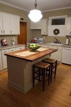 how to make a small kitchen island kitchen island butcher block foter