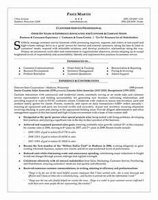 Customer Service Professional Resume Customer Service Professional Resume Job Pinterest