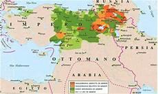 impero turco ottomano la questione armena