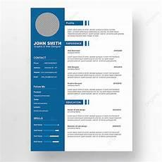 Curriculum Vitae Free Download Curriculum Vitae Template Psd 5 Template For Free Download