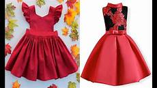 Dress Design Features Top 10 Red Colour Kids Froks Designs Kids Dress Designs