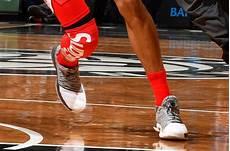 supreme sleeve basketball nba oubre jr wears supreme nike nba shooting sleeve in