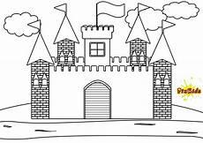 Malvorlagen Ritterburg Ausmalbild Ritterburg Kostenlose Malvorlagen