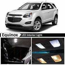 Chevy Equinox Light 13x White Led Lights Interior Package Kit For 2010 2016