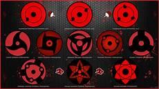Naruto Eye Chart 1080p The Chart To The Eyes Of The Uchiha By Ezacx On