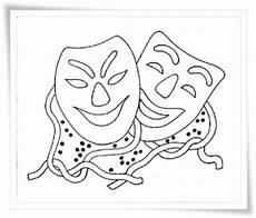 Malvorlage Karneval Maske Ausmalbilder Zum Ausdrucken Ausmalbilder Fasching Kostenlos