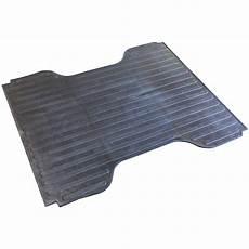 50 6175 westin rubber truck bed mat for silverado