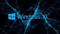 Windows 10 Background Pictures 07 Of 10 Abstract Windows 10 Background And Logo With Blue