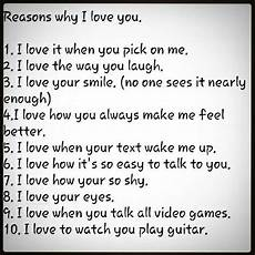 Reasons Why I Love You 10 Reasons Why I Love You With Images Reasons Why I