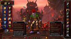 Wow Races And Classes Chart Wow Guides Best Race To Pick For Hunter In Warlords Horde