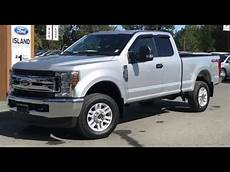 2019 Ford F250 by 2019 Ford F 250 Xlt V8 Supercab Review Island Ford