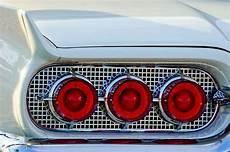 1960 Thunderbird Lights 1960 Ford Thunderbird Taillights Vintage Cars Classic