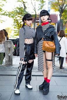 harajuku in monochrome streetwear styles w open the